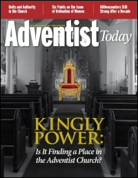Adventist Today, Volume 20, Number 4 (September–October 2012)