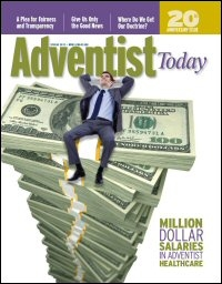 Adventist Today, Volume 21, Number 2 (Spring 2013)