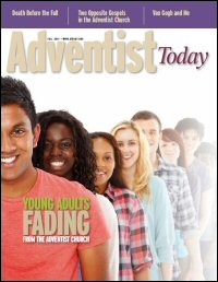 Adventist Today, Volume 22, Number 4 (Fall 2014)