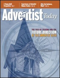 Adventist Today, Volume 23, Number 4 (Fall 2015)