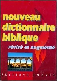 Nouveau dictionnaire biblique