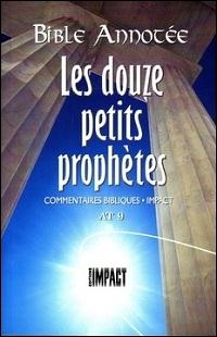 Les notes de la Bible annotée (A.T. 9) Les douze petits prophètes