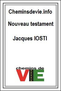 Chemins de VIE.info Nouveau Testament