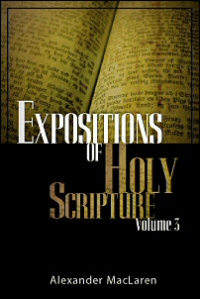 Expositions of Holy Scripture: Deuteronomy–1 Samuel