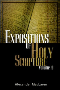 Expositions of Holy Scripture: John 1–8