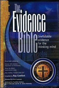 The Evidence Bible: Irrefutable Evidence for the Thinking Mind, Text