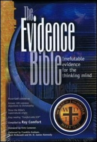 The Evidence Bible: Irrefutable Evidence for the Thinking Mind, Notes