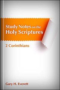 The Epistle of 2 Corinthians