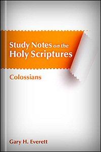 The Epistle of Colossians