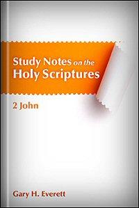 The Epistle of 2 John