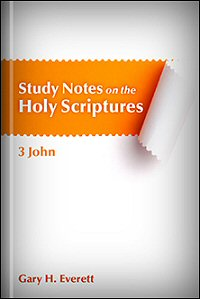 The Epistle of 3 John