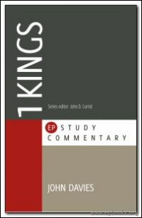 A Study Commentary on 1 Kings