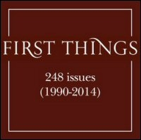 First Things, Number 105 (August/September 2000)
