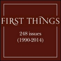 First Things, Number 185 (August/September 2008)