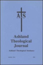 Ashland Theological Journal, Volume 26