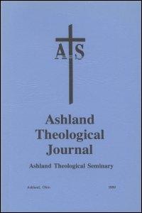 Ashland Theological Journal, Volume 32