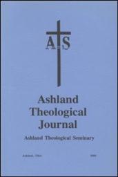 Ashland Theological Journal, Volume 37
