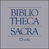 Bibliotheca Sacra Volume 169