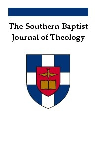Southern Baptist Journal of Theology, Volume 4