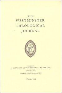 Westminster Theological Journal Volume 35