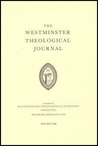 Westminster Theological Journal Volume 73