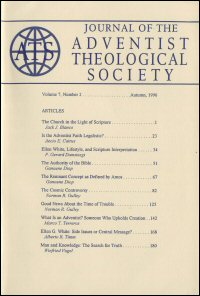 Journal of the Adventist Theological Society, Volume 7, Number 2, Autumn 1996