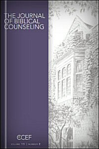 The Journal of Biblical Counseling: Volume 13, Number 2, Winter 1995