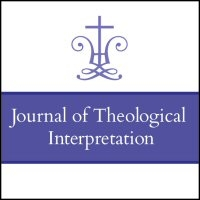 Journal of Theological Interpretation, Volume 9