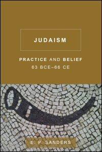 Judaism: Practice and Belief, 63 BCE–66 CE