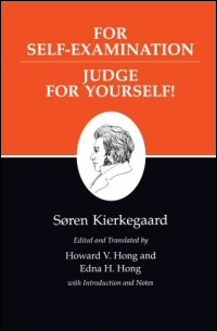 For Self-Examination; Judge for Yourself!