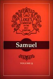 A Commentary on the Holy Scriptures: 1 & 2 Samuel