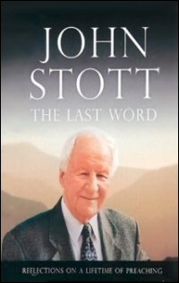 The Last Word: Reflections on a Lifetime of Preaching