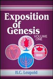 Leupold Old Testament Commentaries: Genesis