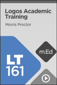 Mobile Ed: LT161 Logos 6 Academic Training