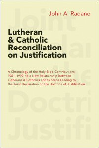 Lutheran and Catholic Reconciliation on Justification