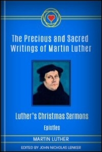 Luther's Christmas Sermons: Epistles
