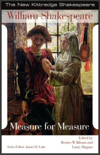 Measure for Measure: Commentary