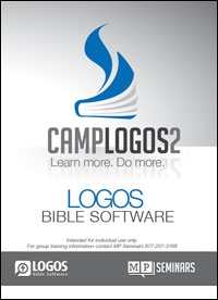 Camp Logos 2: Welcome