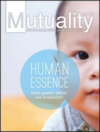 Mutuality Magazine, Volume 22, No. 3, Autumn 2015