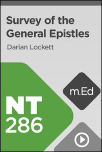 NT286 Survey of the General Epistles