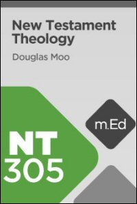 NT305 New Testament Theology