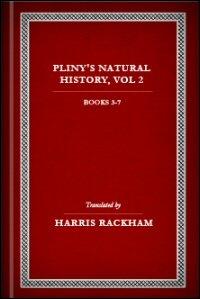 Natural History, Volume II: Books III–VII