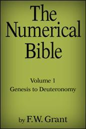 The Numerical Bible, Vol. 1: The Pentateuch