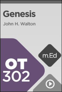 OT302 Book Study: Genesis
