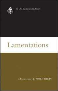 Lamentations (Old Testament Library | OTL)