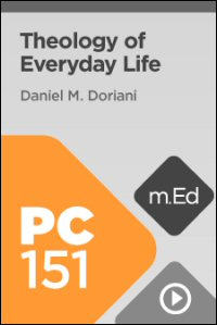 PC151 Theology of Everyday Life