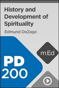 PD200 History and Development of Spirituality