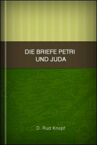 Die Briefe Petri und Judä