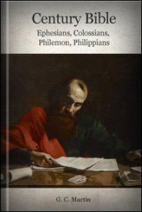 Ephesians, Colossians, Philemon, & Philippians