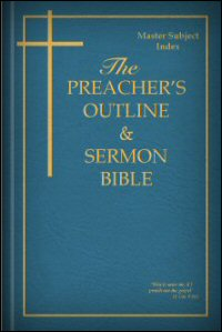 The Master Outline & Subject Index (King James Version)